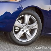 Acura TSX Sport Wagon 17 inch alloy wheels