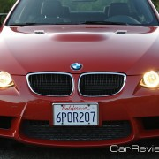 2011 BMW M3 aluminum hood with power dome