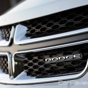 Dodge Avenger crosshair grill