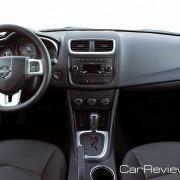 Dodge Avenger interior