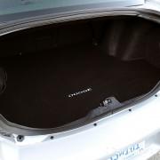 trunk capacity = 13.5 cubic feet