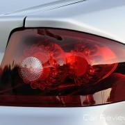 Dodge Avenger jeweled rear LED taillights