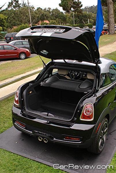 2012 MINI Cooper S Coupe