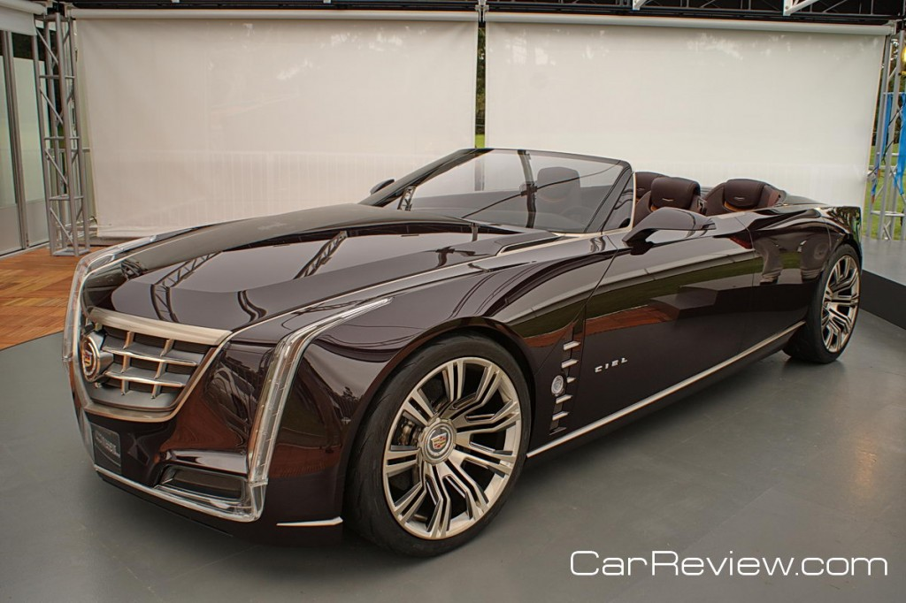 cadillac ciel concept photo gallery of car news from car. Black Bedroom Furniture Sets. Home Design Ideas