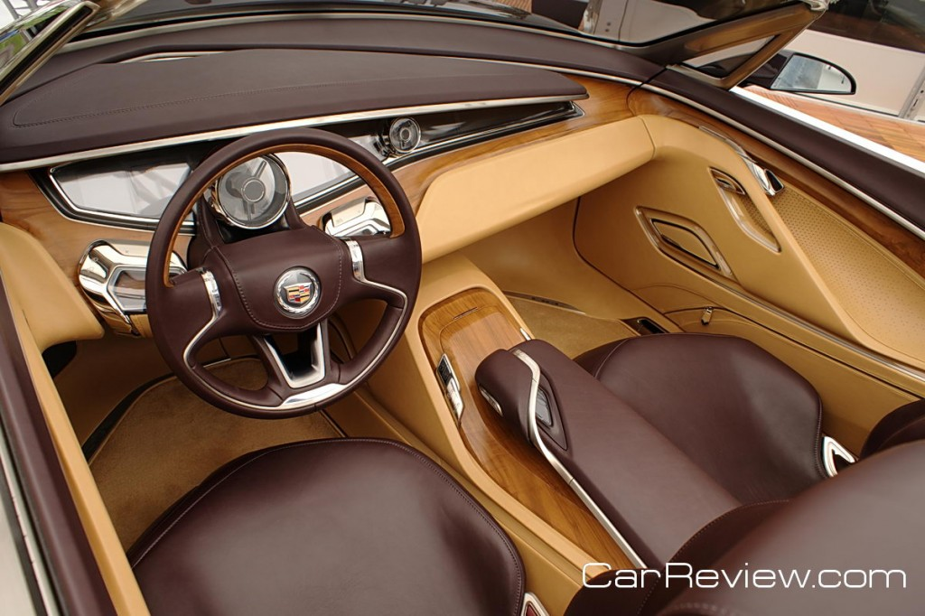 pebble beach concours cadillac ciel concept car reviews and news at. Black Bedroom Furniture Sets. Home Design Ideas