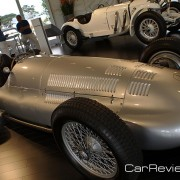 1939 Mercedes-B​enz Silver Arrow (W-154)