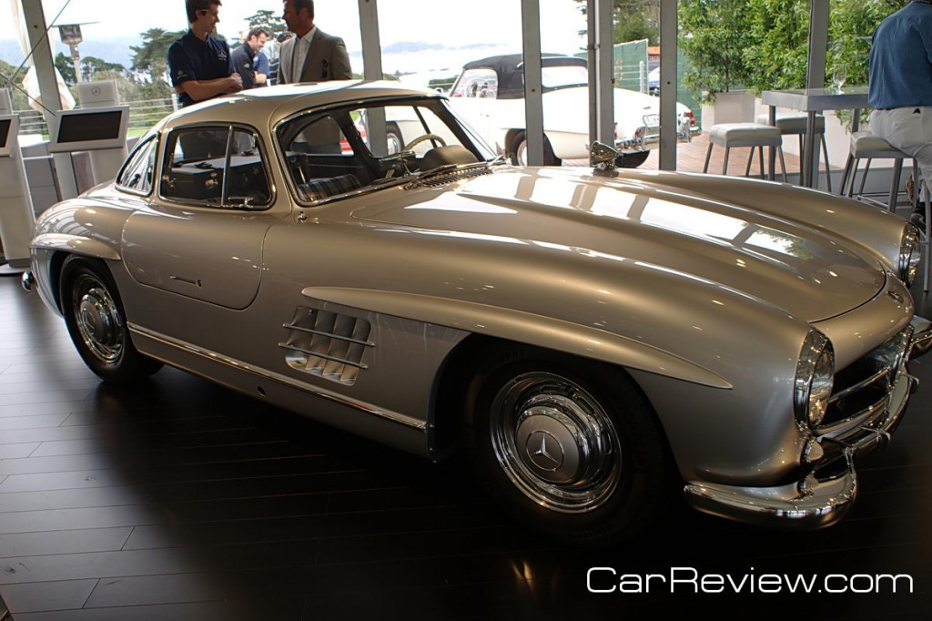 Mercedes-Benz SLS Gullwing Classic | Car Reviews and news at ...