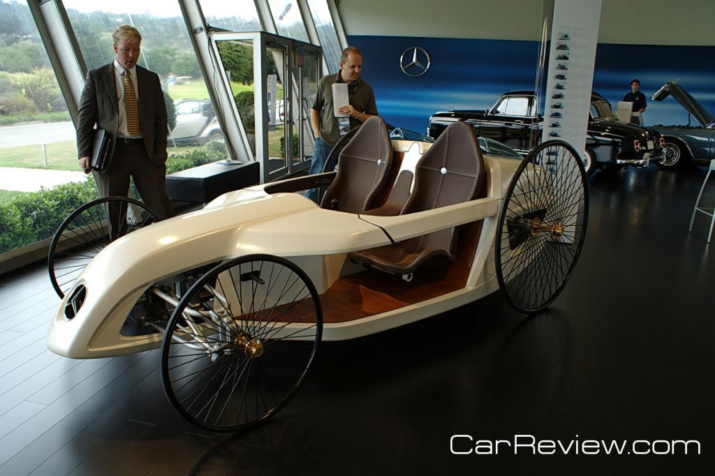 Mercedes-Benz F-Cell Concept