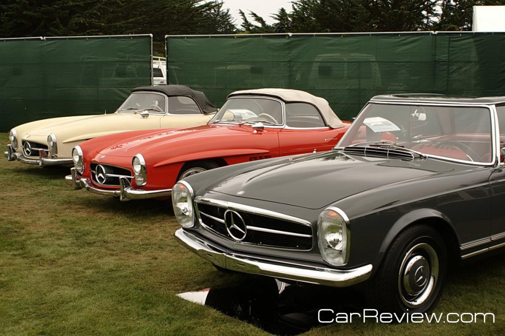Mercedes-Benz SL Roadsters