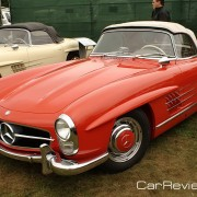 1960 Mercedes-Benz 300 SL Roadster 1960 Mercedes-Benz 300 SL Roadster