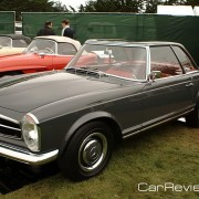 1963 Mercedes-Benz 230 SL Roadster