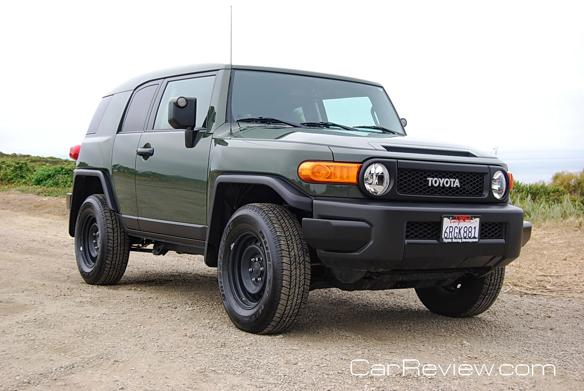 2011 Toyota FJ Cruiser Team Trails Edition | Car Reviews and news at ...