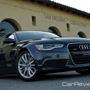 2012 Audi A6 Singleframe® grille