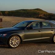 2012 Audi A6 - Aluminum hybrid construction