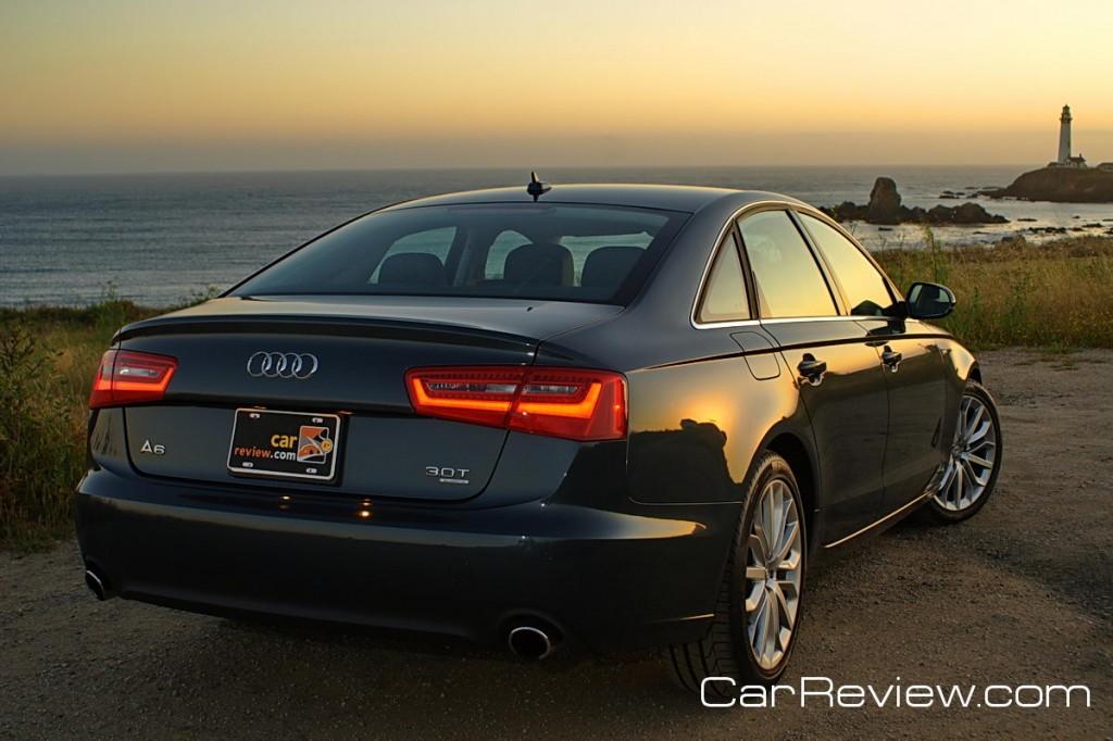 Audi a6 2012 review