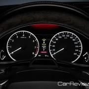 2013 Lexus GS instrument cluster