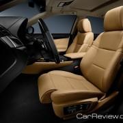 2013 Lexus GS front seat