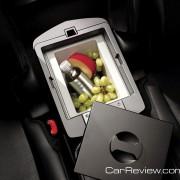 2012 Lincoln MKT cooler box