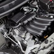 Nissan Versa 109hp 1.6L 4-cylinder engine