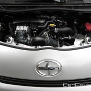 2012 Scion iQ 94 hp direct injection 4-cylinder engine