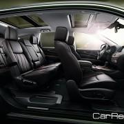 2013 Infiniti JX Concept interior