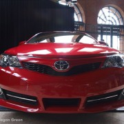 2012 Toyota Camry SE front grille