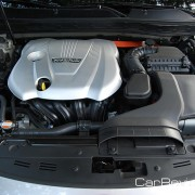 2011 Kia Optima Hybrid Engine