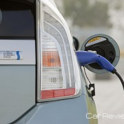Charging the Prius Plug-in