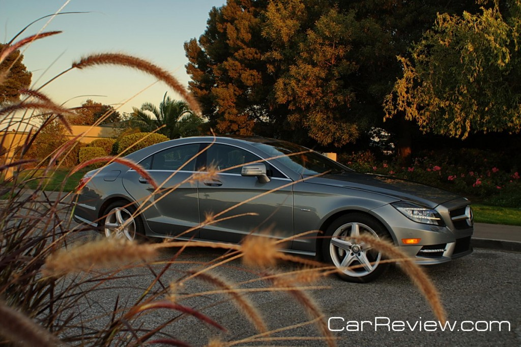2012 Mercedes Benz S550 And Cls550 Review Car Reviews