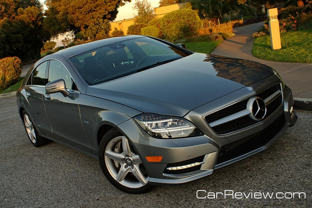 2012 mercedes benz s550 and cls550 review car reviews for 2012 mercedes benz s550