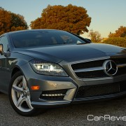 2012 Mercedes-Benz CLS550 full LED headlights