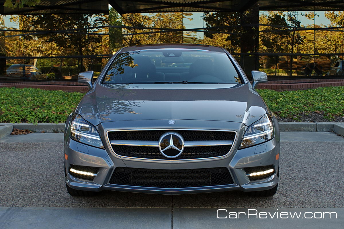 Car reviews 2012 mercedes benz cls550 for 2011 mercedes benz cls 550