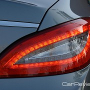 Mercedes-Benz CLS-class LED taillight