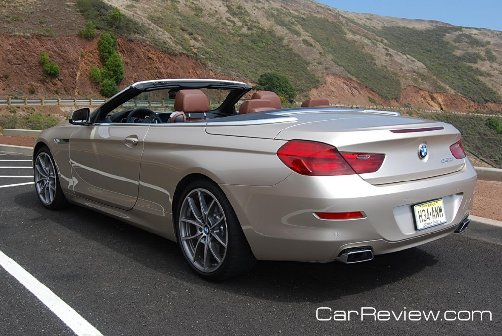 2012 BMW 650i Convertible Review – The all-new 2012 6-series is ...