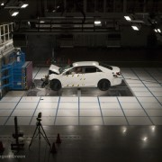Toyota Technical Center - CSRC; Crash Test