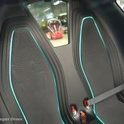 GM EN-V interior