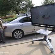 Toyota Technical Center - CSRC; Pedestrian detection