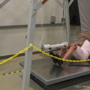 Toyota Technical Center - CSRC; Thorax crash test