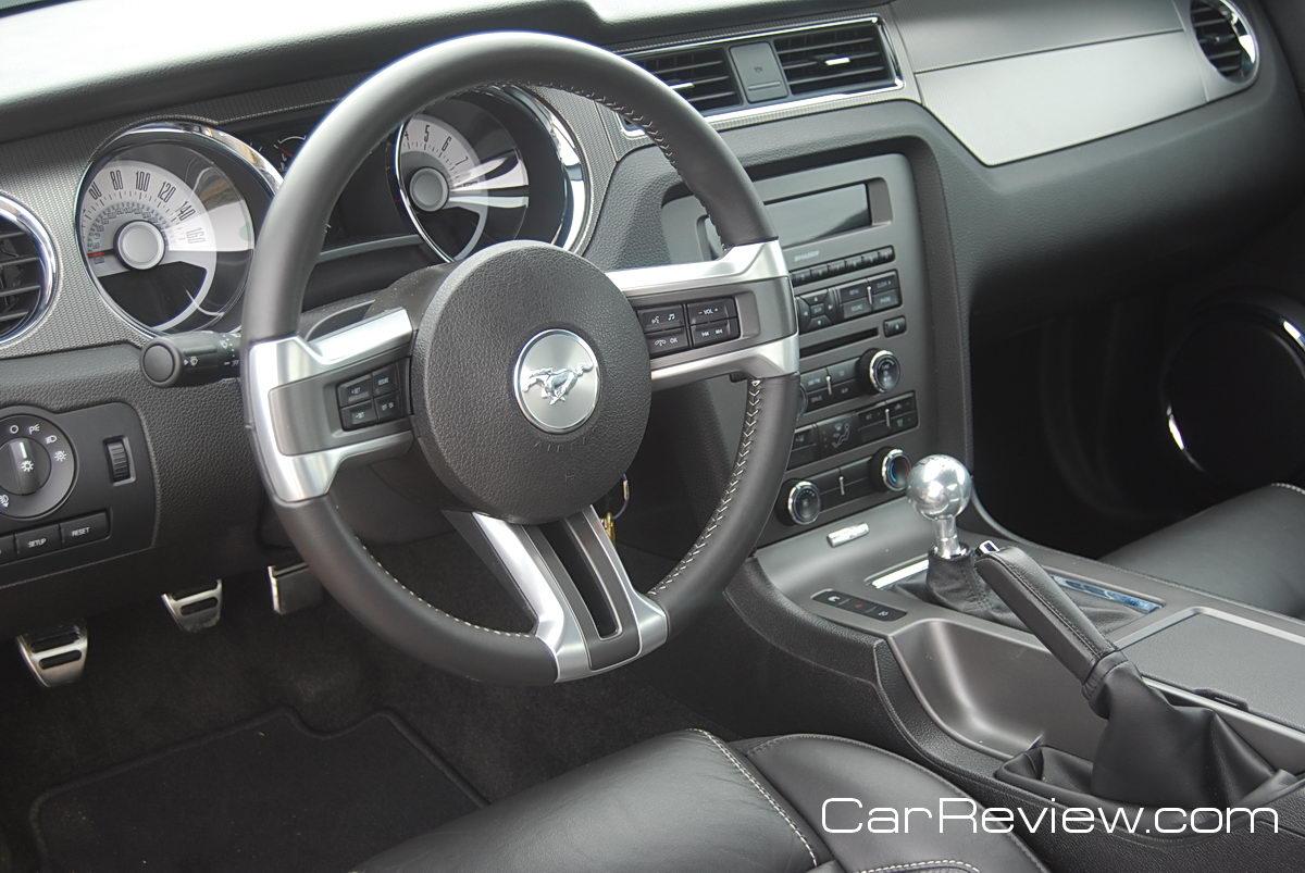 2011 Ford Mustang GT interior | Car Reviews and news at ...