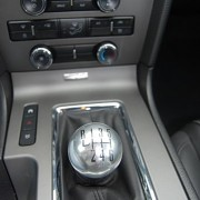 2011 Ford Mustang GT 6-speed manual