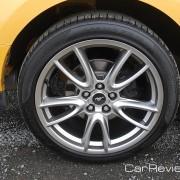 19-inch Premium Painted Luster Nickel Aluminum Wheels