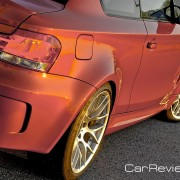 Flared front and rear fenders