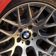 Y-Spoke (Style 359M) Silver finish M light alloy wheels