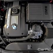 3.0-liter all-aluminum 335-hp inline-6 engine