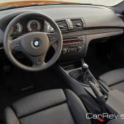 3-spoke, leather-wrapped multi-function M sport steering wheel