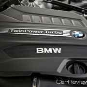 BMW 6 Series 400hp 4.4L twin-turbo V8 engine