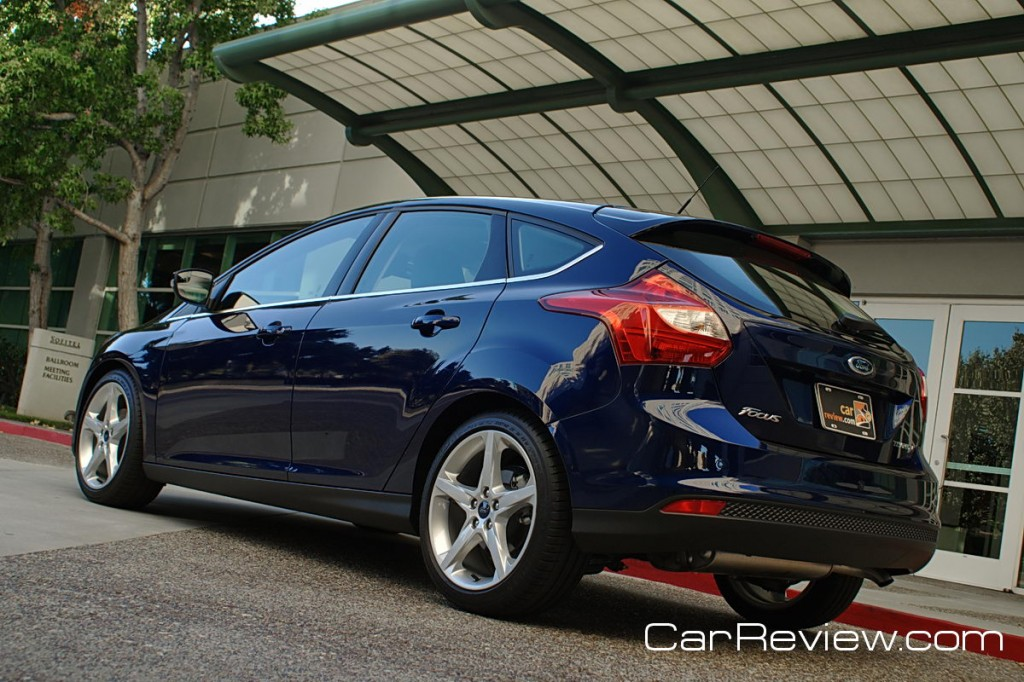 Used 2012 Ford Focus Hatchback Consumer Reviews