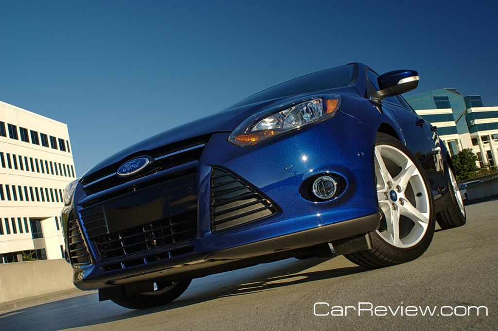 2012 Ford Focus 5-door Hatchback