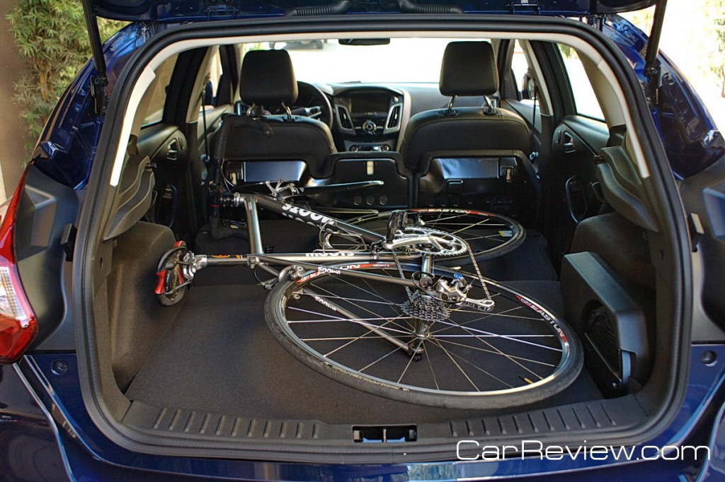 44.8 cubic feet of cargo space with 2nd row seats folded