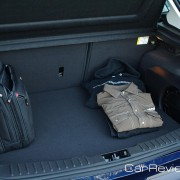 23.8 cubic feet of cargo space behind 2nd row seats